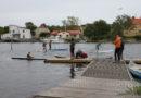 Prova på paddling